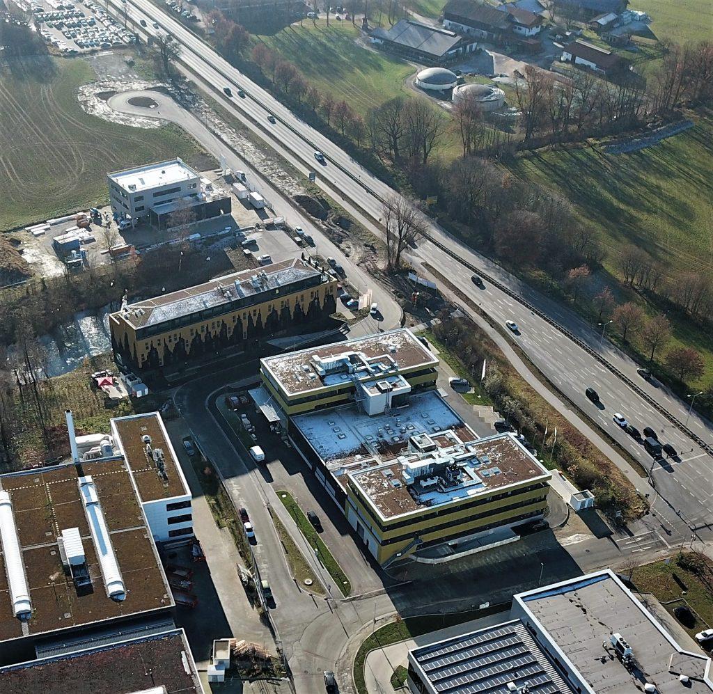 """Erweiterung Gewebegebiet """"Am Oberfeld"""""""